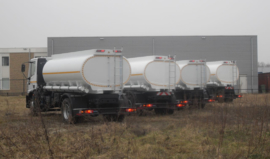 WATERTANK TRUCKS