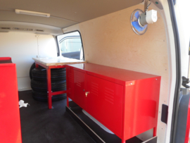 TOYOTA HIACE PANEL VAN MOBILE WORKSHOP