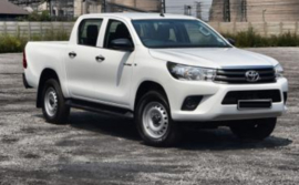 Toyota Hilux 2.4TD Double Cabin M/T High