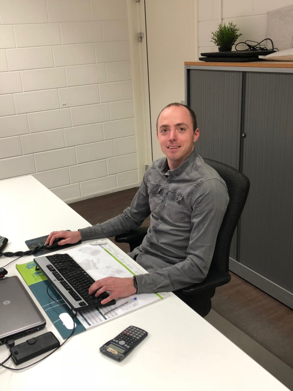 Guy de Jong / Parts Sales Manager