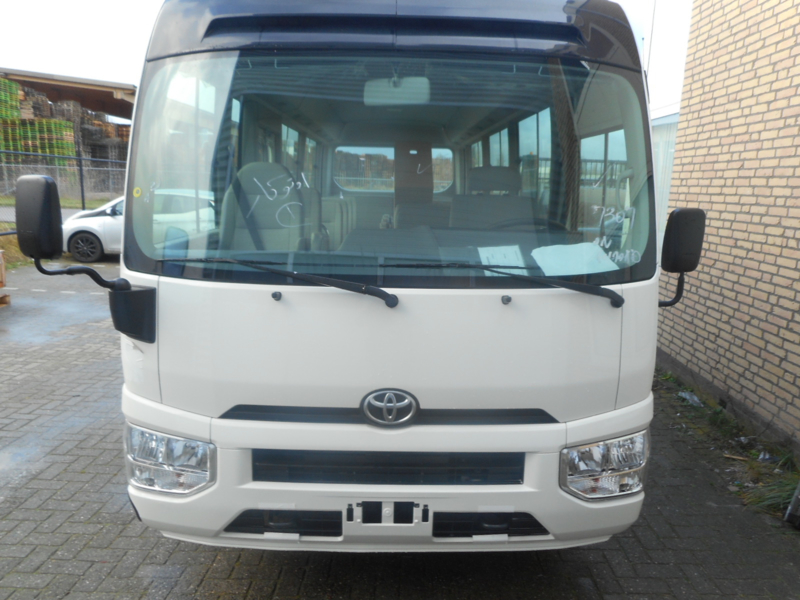 Toyota Coaster 4.2D High Roof M/T 2018 Model
