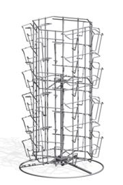 Kaartenmolen | 30 vakken | Baliemolen |  ongevuld
