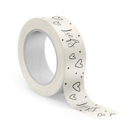 Masking tape | Liefs | 10 stuks