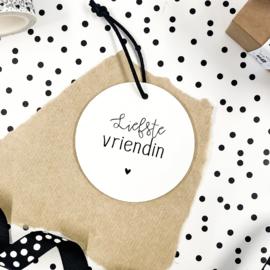 Mini roundie hanger   Liefste vriendin