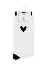 Sokken | Single heart | Maat 37-41