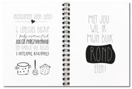Recepten Invulboek