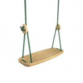 Lillagunga swing - Classic oak green