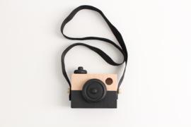 Houten camera's