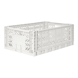 Aykasa folding crate maxi box - Coconut