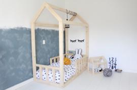 Manowoods - Poppenbedje - Tiny home