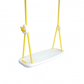 Lillagunga swings - Classic birch yellow