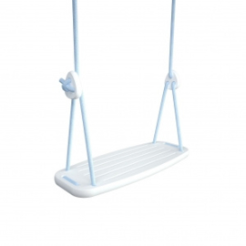 Lillagunga swing - Classic birch blue