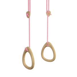 Lillagunga rings - Oak pink