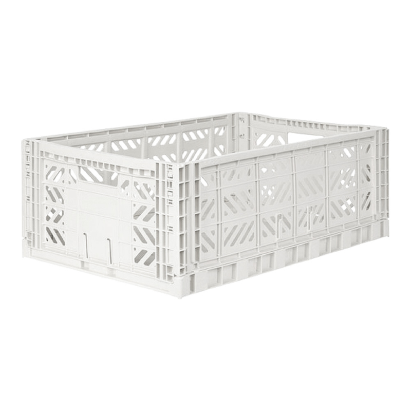 Aykasa folding crate maxi box - Coconut