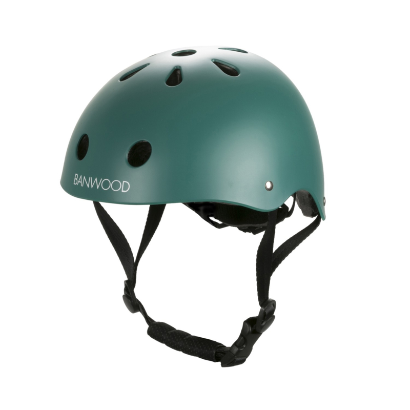 Banwood Helm - Matte Green