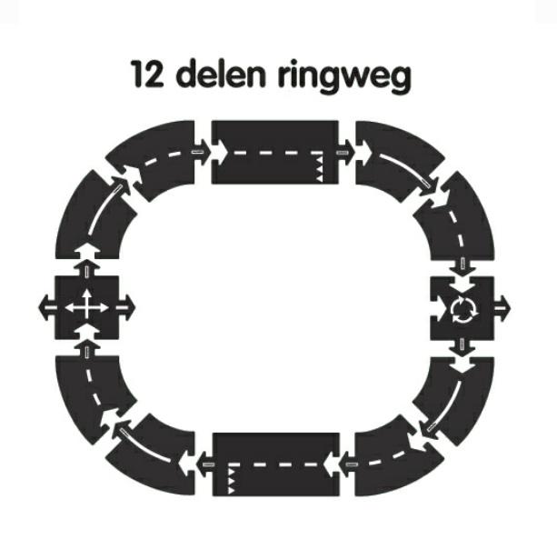 Way to play - 12 parts