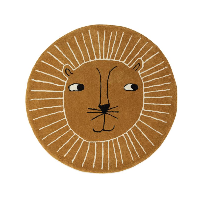 Oyoy - Lion rug