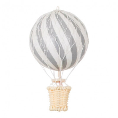 Fibabba - Airballoon alloy grey 10cm