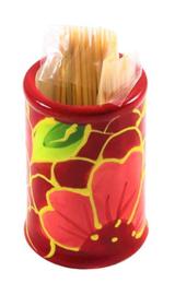 Palillero (tandenstoker houder) Florroja