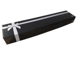 Houten Hapjes-Tapasplank XL met ijzeren grepen
