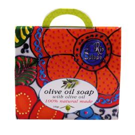 Pure olijfolie zeep