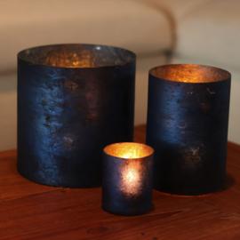Theelichthouders - Cilindervormig
