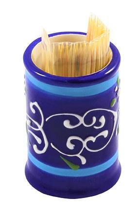 Palillero (tandenstoker houder) Azul