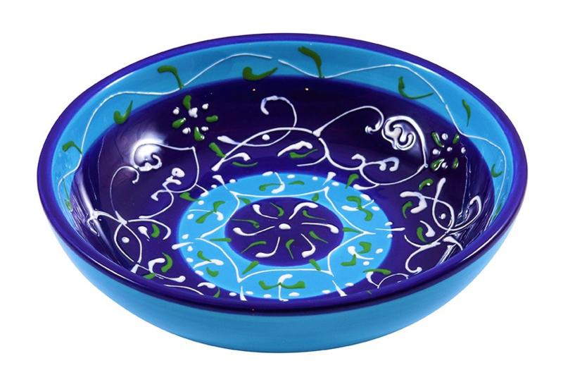 Ensaladera Azul - 18 cm