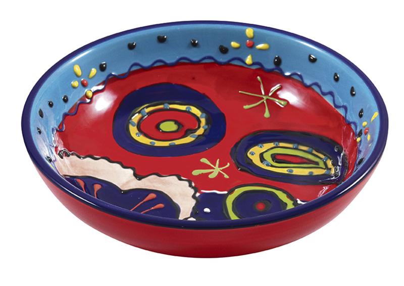 Ensaladera Alegre - 15 cm