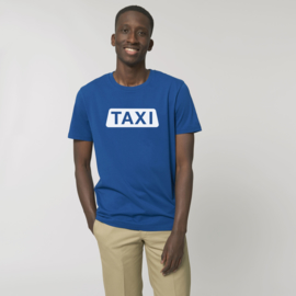 TAXI | unisex | Blue White