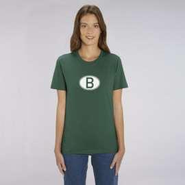 B of GNT | unisex | Bottle Green