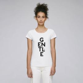 GENTLE | vrouw | wit | MEDIUM