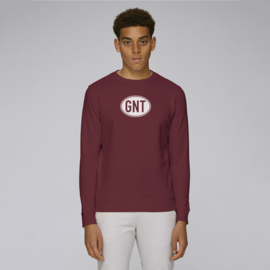 GNT | unisex | Burgundy | LARGE