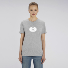 B of GNT | unisex | Heather Grey