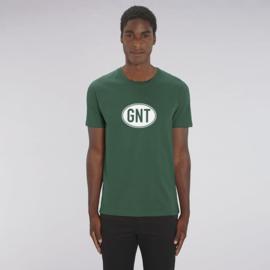 B of GNT | unisex | Bottle Green