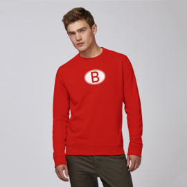Bright Red | unisex | met GNT of B