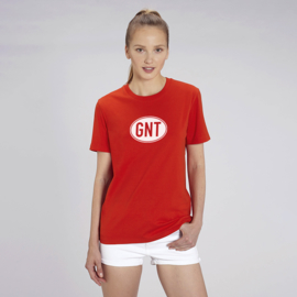 GNT | unisex | Bright Red | LARGE
