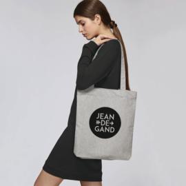 Tote bag | draagtas | heidegrijs of jeansblauw