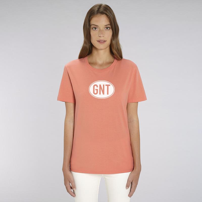 GNT | unisex | Sunset Orange | MEDIUM