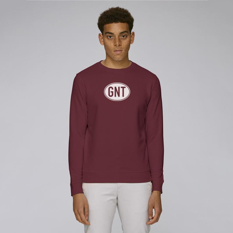 Burgundy | unisex | met GNT of B