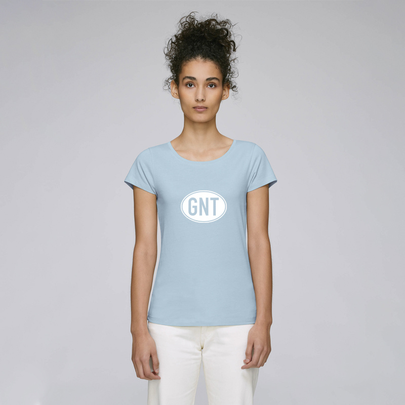 B of GNT | vrouw | Sky Blue | medium