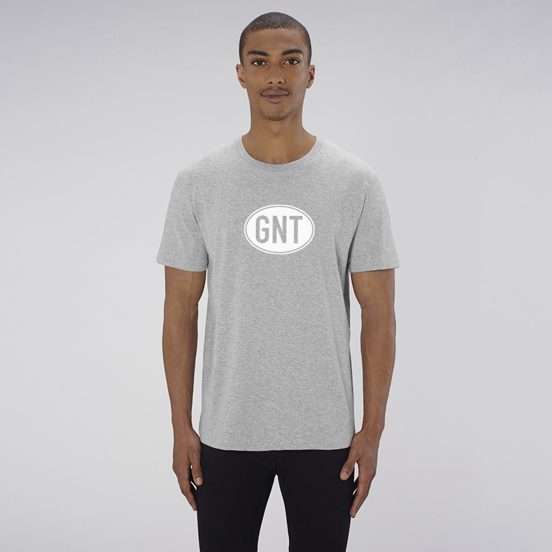 GNT | unisex | Heather Grey | MEDIUM