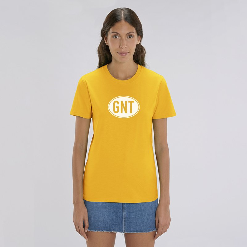 B of GNT | unisex | Spectra Yellow