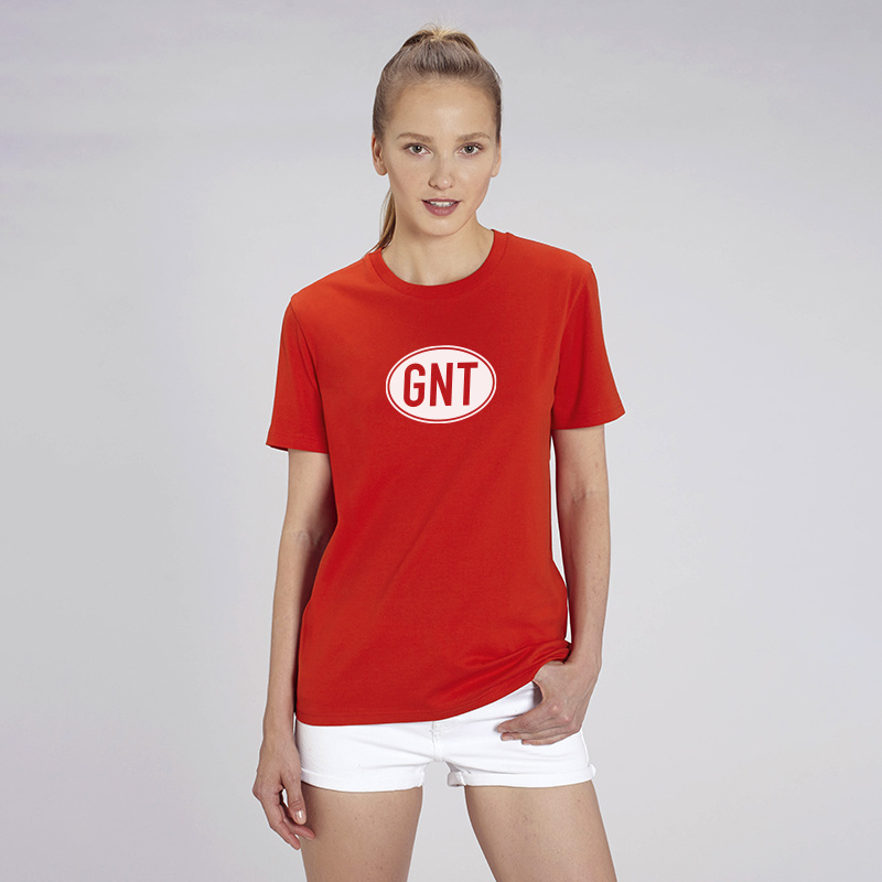 GNT | unisex | Bright Red | MEDIUM