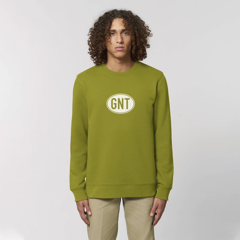 GNT | unisex | Moss Green | LARGE