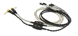 4-Pins in-ear monitor kabel