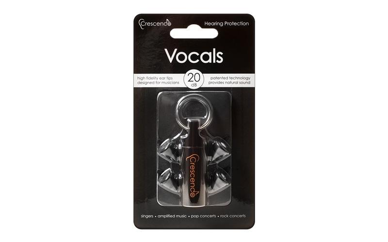 Crescendo Vocals