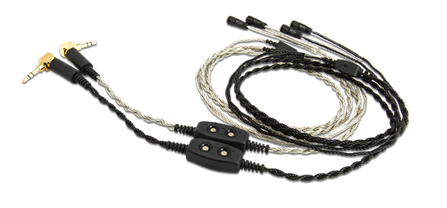 JH Audio 4-Pins in-ear monitor kabel