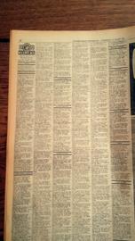 Vintage Paper | 5 Sheets | Medium