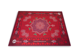 Drumblocks with Persian carpet